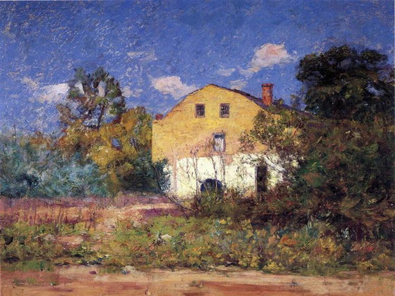 Theodore Clement Steele - The Grist Mill