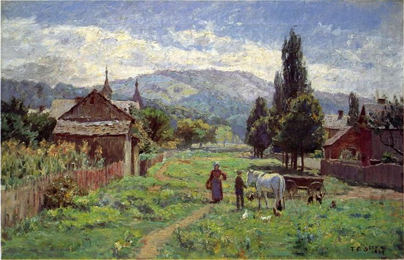 Theodore Clement Steele - Cumberland Mountains