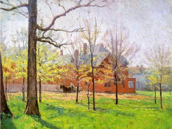 Theodore Clement Steele - Talbott Place