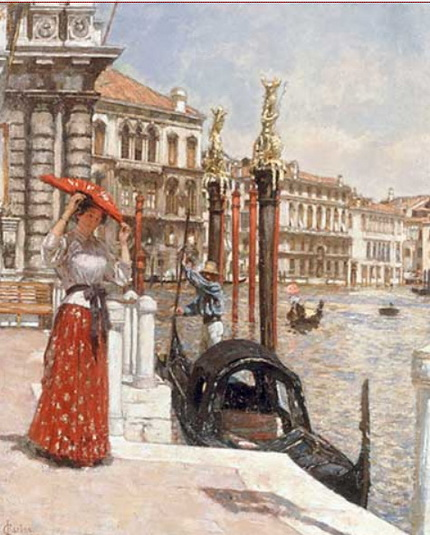James Charles - Heat of the Day, Venice
