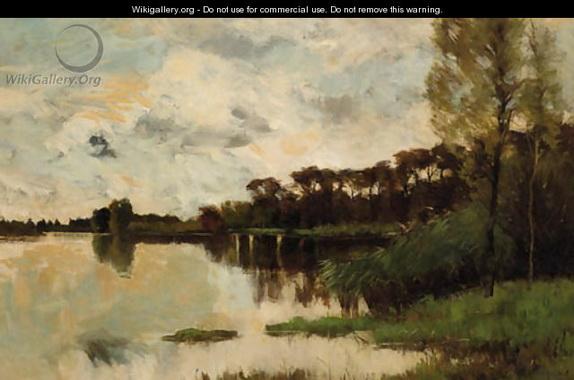 Nicolaas Bastert - Evening falling