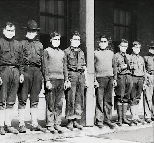 испанка 1919 - 5
