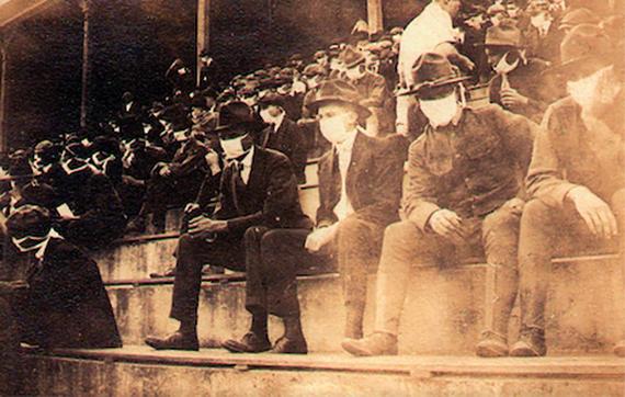 испанка 1919 - 6