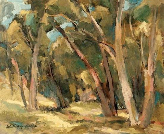 William Frater - Bush Landscape
