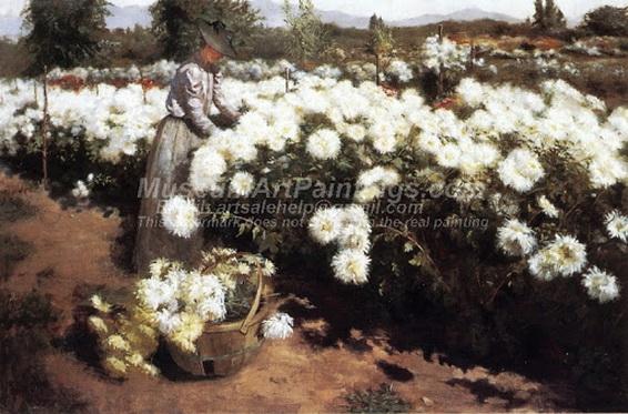 Gaines Ruger Donoho - A Garden 2