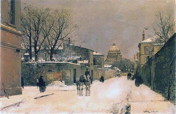 Luigi Loir - Paris