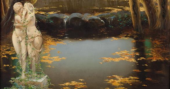 Enrique Serra y Auque - The golden hour