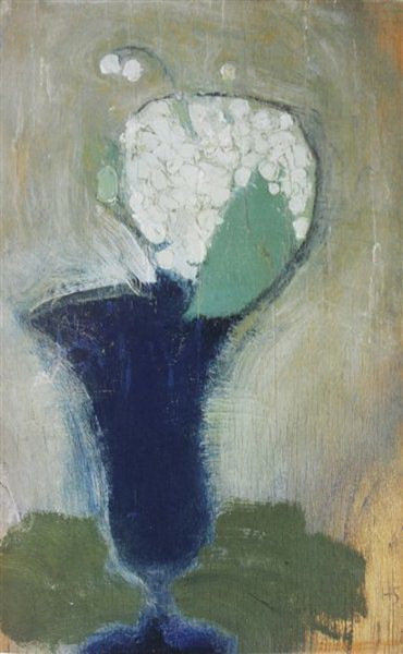 Helene Schjerfbeck - Lilies of the Valley
