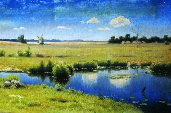 Волков - Река на Украине