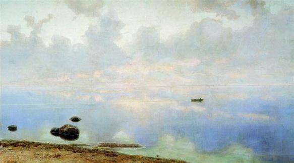 Волков - seascape