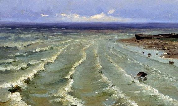 Волков - Море