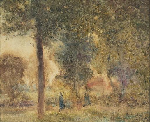 Lucien Frank - Le Parc