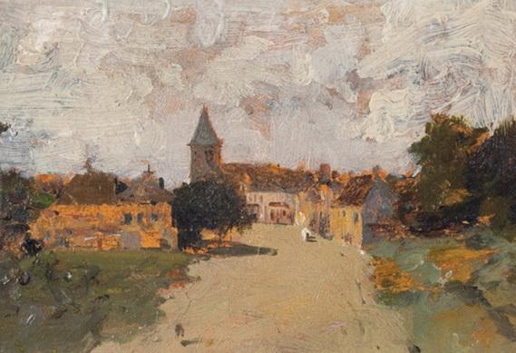 Luigi Loir - Dampierre-en-yvelines, France
