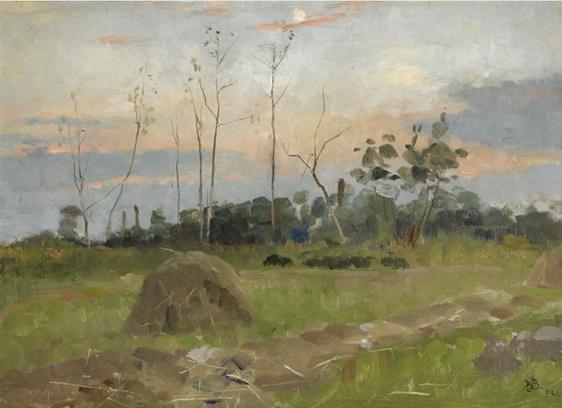 Richard  Bergh - Landscape 2