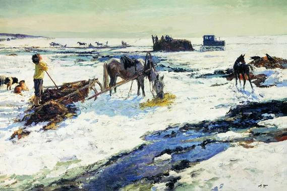 Пластов - Деревенский март