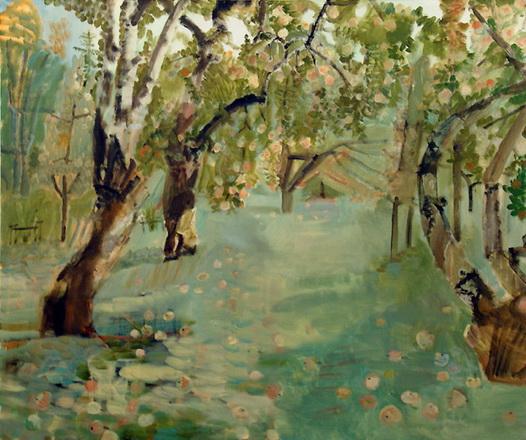 Васильева  Ирина - В саду 2