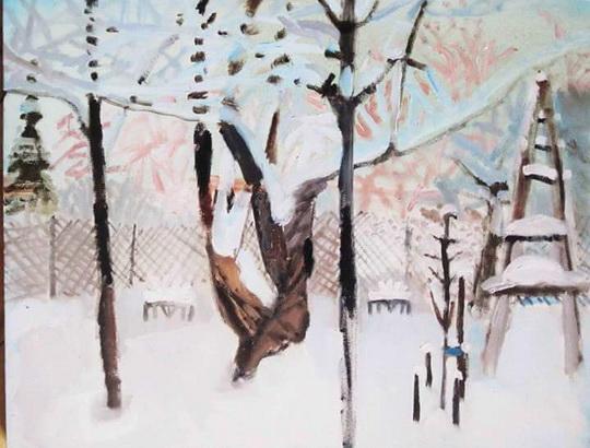 Васильева  Ирина - Зима