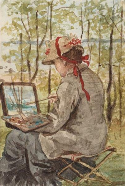 Hanna Pauli - Painter