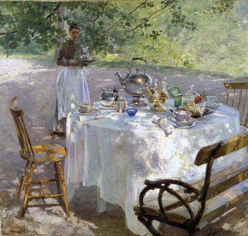 Hanna Pauli - Breakfast Time