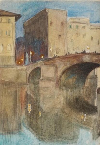 Georg Pauli - Ponte Santa Trinita