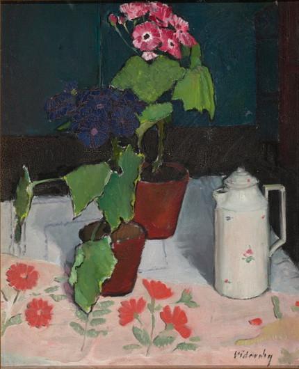 Bela Vidovszky - Flowers