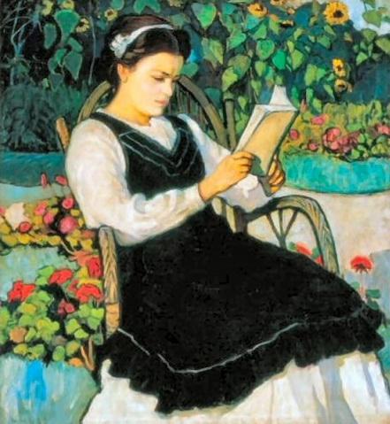 Bela Vidovszky - Iduka olvas