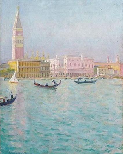 Bela Vidovszky - Venice