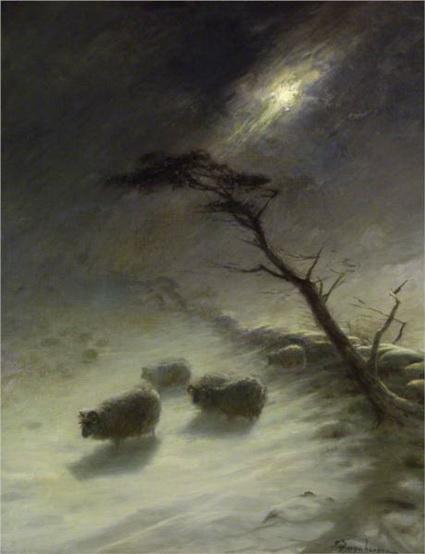 Joseph Farquharson - Driving Snow