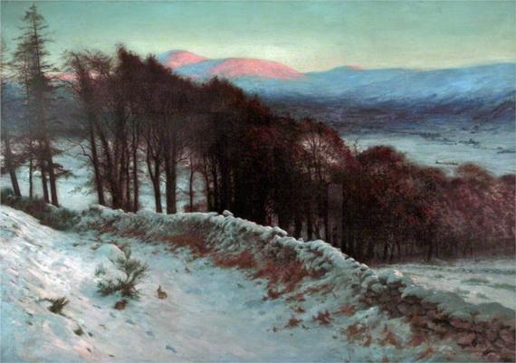 Joseph Farquharson - And All the Air a Solemn Silence Holds