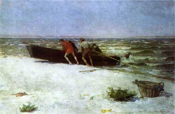 Кузнецов  Николай - Рыбаки