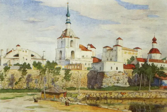 Браз - Соловки 2