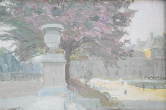 Браз - В  дворцовом  парке