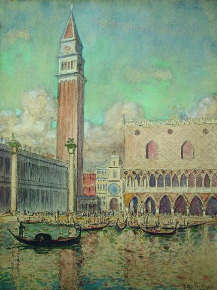 Ганский - Венеция