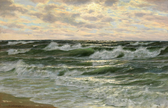 Вещилов Константин -  Набегающие волны