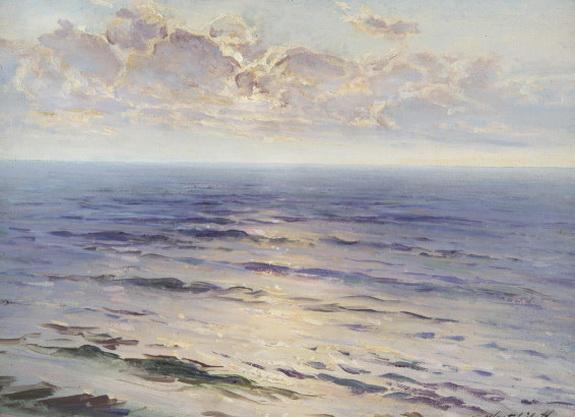 Вещилов Константин -  Морской  пейзаж