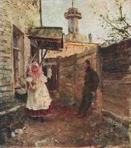 Малютин Сергей - В гостях  у  соседки