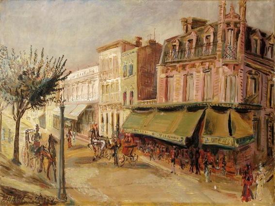 Арапов - Парижская улица
