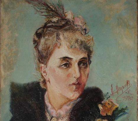 Арапов - Женский портрет.