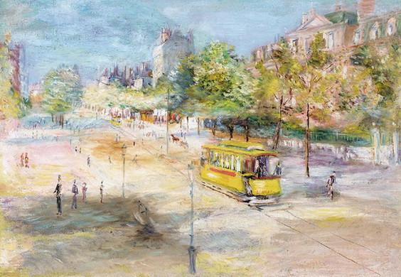 Арапов - Парижская улица 4