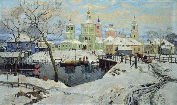 Konstantin Gorbatov Торжок