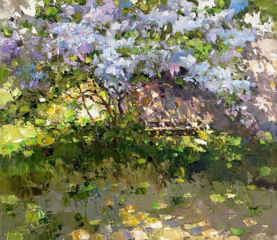 Зайцев Алексей   Lilac paradise