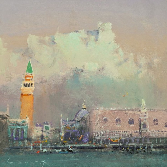 Fred Cuming - Doges Palace St Marco Venice