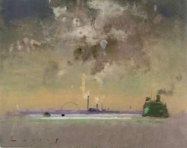 Fred Cuming - Venetian Sky