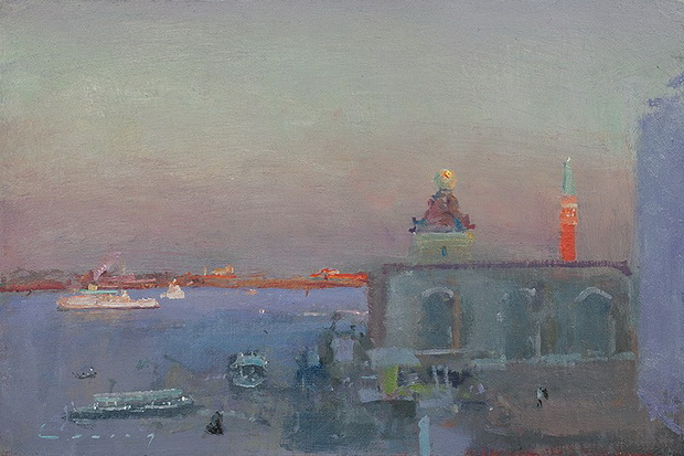Fred Cuming - Venice The Lagoon Salute