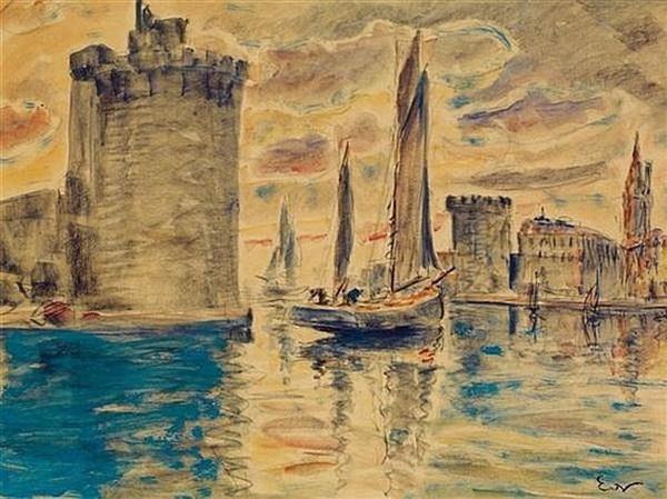 Emile-Othon Friesz -   La Rochelle