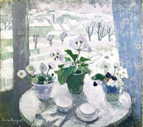 Anne Redpath -   A PRELUDE TO SPRING