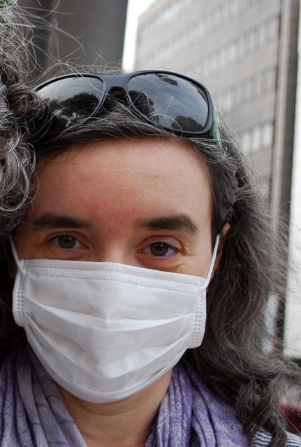 a Kyoto con il raffreddore