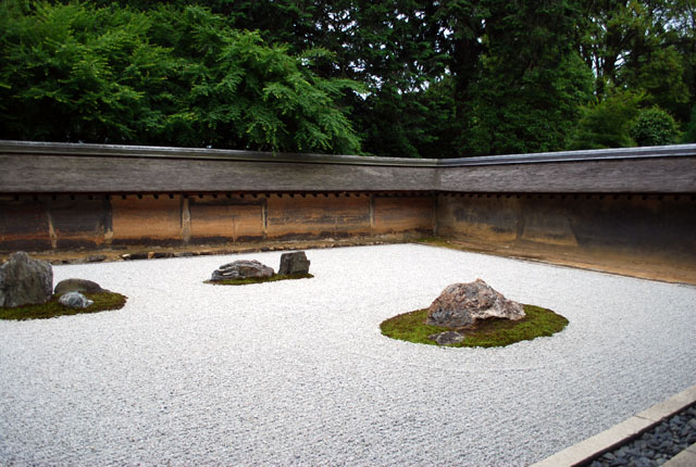 Le meraviglie di kyoto mokuhanga for Giardino zen kyoto
