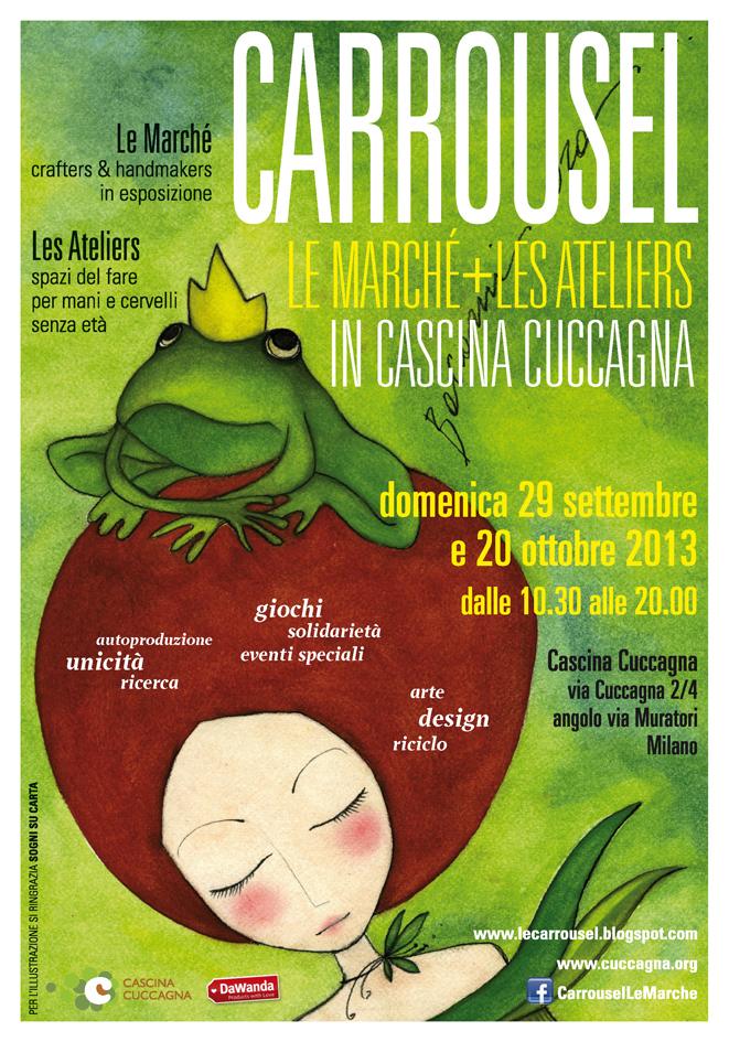 Carrousel_2013_140x200_Fronte