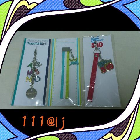 My keitai strap (BW, Scene & 5x10)